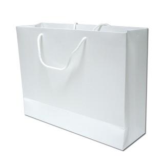 бумажные пакеты с нанесением логотипа от производителя